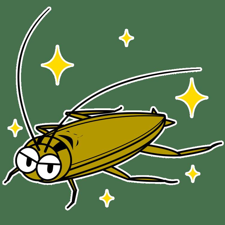 薬剤耐性を持つスーパーゴキブリ(3)