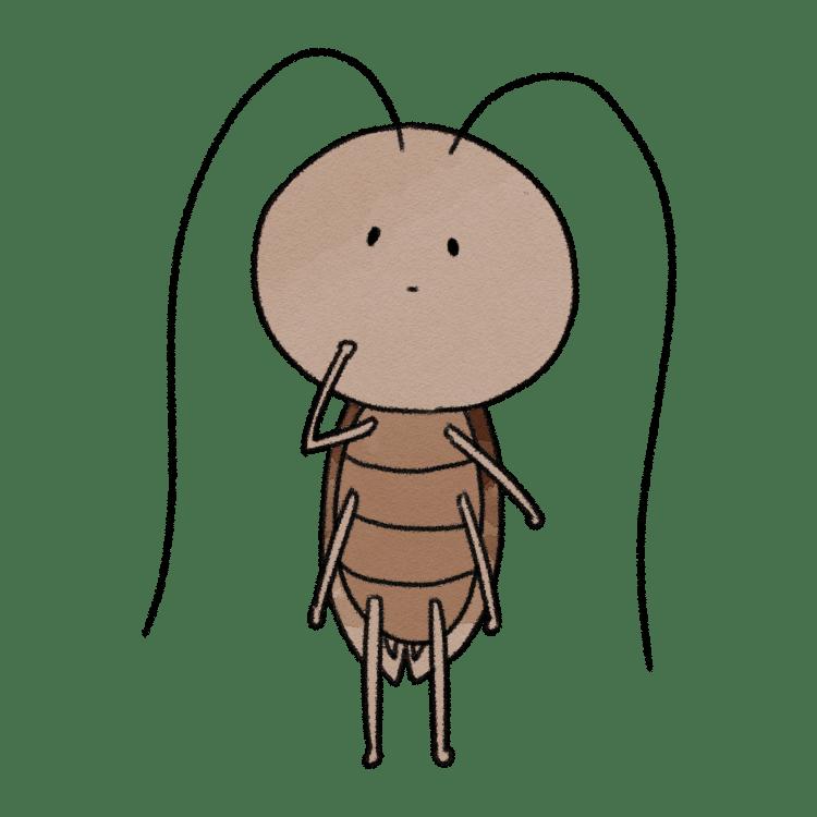ゆるふわゴキブリ(1)