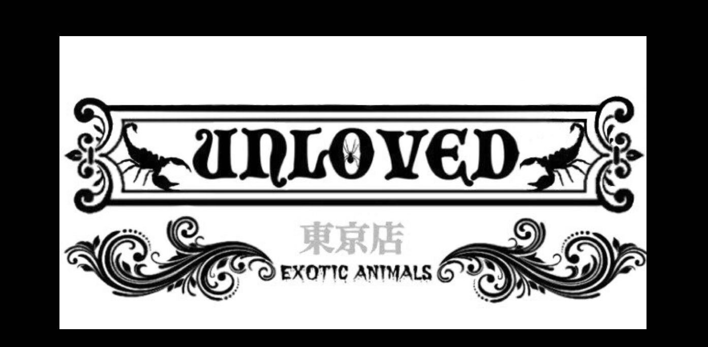 UNLOVED東京トップページ