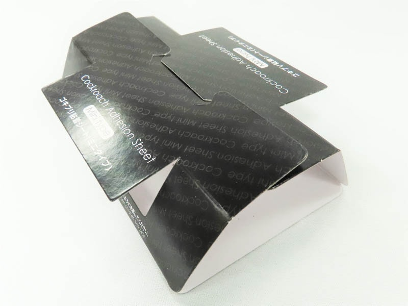 ゴキブリ 粘着シート ミニタイプ6枚入の商品写真