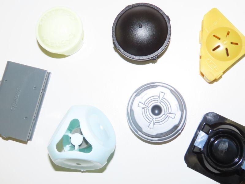ベイト剤の集合写真